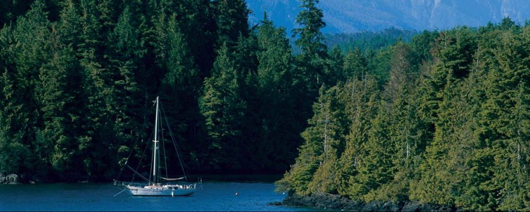 Vancouver Island Boat