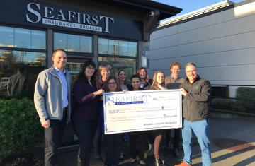 SeaFirst Insurance Jeans Day Fundraiser