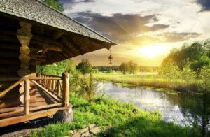 Rental Cabin on a Lake