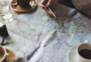 Travel Insurance Map