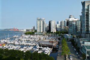 Vancouver's Stunning Coal Harbor
