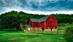 Farm Insurance House